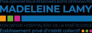 Logo Madeleine Lamy